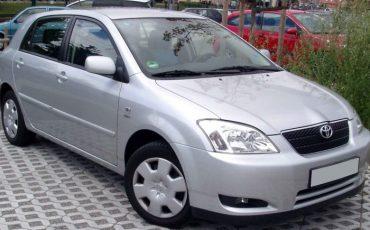 Toyota Corolla 2.0 D