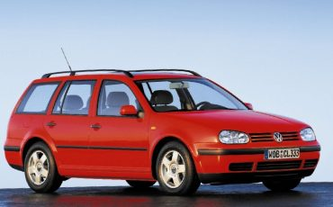 VW Golf 1.9TDI Universalas