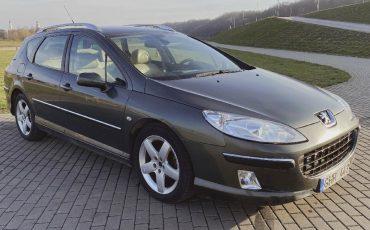 Peugeot 407sw 2.0HDI